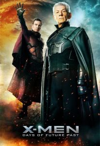 X-Men Days of Future Past Magneto Past and Present 2
