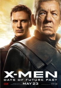 X-Men Days of Future Past Magneto Past and Present