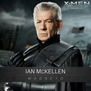 X-Men Days of Future Past Magneto Sir Ian Mckellen