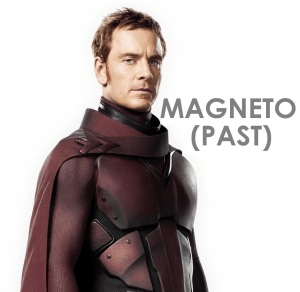 X-Men Days of Future Past Magneto Young