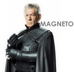 X-Men Days of Future Past Magneto