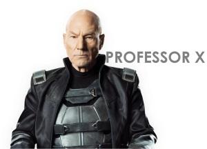 X-Men Days of Future Past Professor X