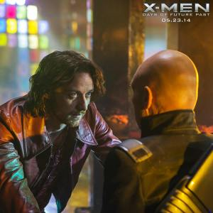 X-Men Days of Future Past Professor X2