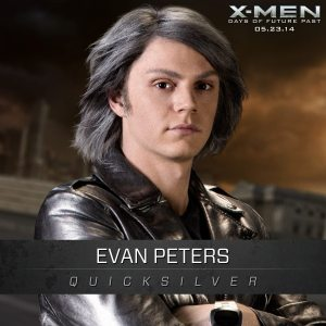 X-Men Days of Future Past Quicksilver Evan Peters