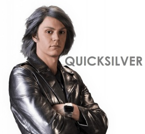 X-Men Days of Future Past Quicksilver