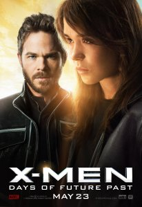 X-Men Days of Future Past Shadowcat and Iceman