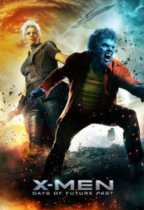 X-Men Days of Future Past Storm and Beast 2