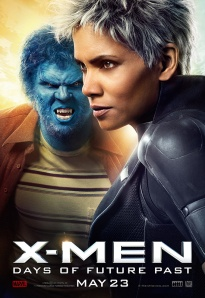 X-Men Days of Future Past Storm and Beast