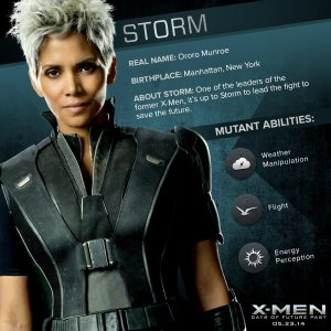 X-Men Days of Future Past Storm Powers