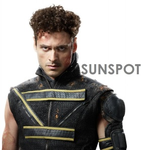 X-Men Days of Future Past Sunspot