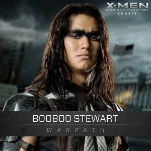 X-Men Days of Future Past Warpath Booboo Stewart