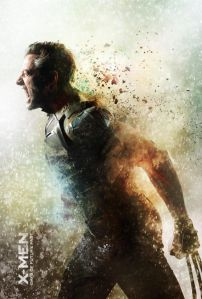 X-Men Days of Future Past Wolverine 1