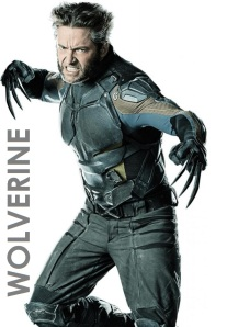 X-Men Days of Future Past Wolverine Future