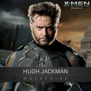 X-Men Days of Future Past Wolverine Hugh Jackman