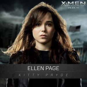 XMDOFP Ellen Page Shadowcat