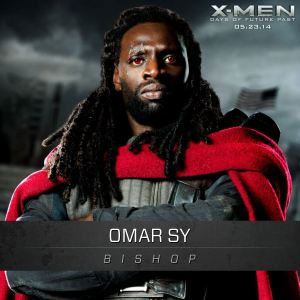 XMDOFP Omar Sy Bishop