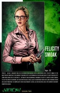Arrow Season 2 Characters (4)