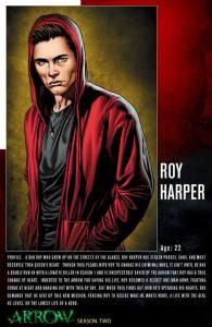 Arrow Season 2 Characters (6)