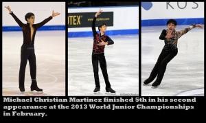 Michael Christian Martinez 1