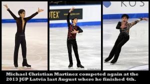 Michael Christian Martinez 2